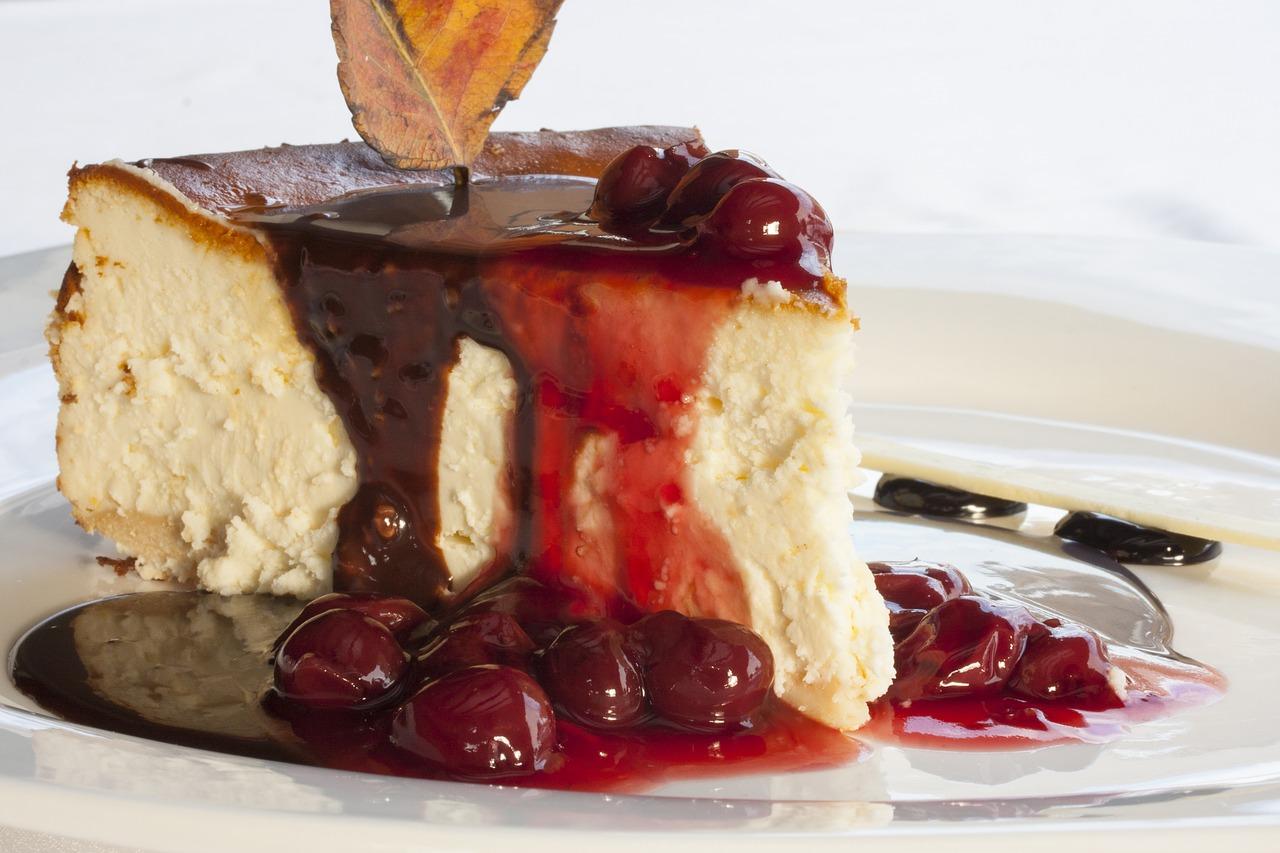 Como preparar salsa de frutos rojos para cheesecake  CocinaDelirante