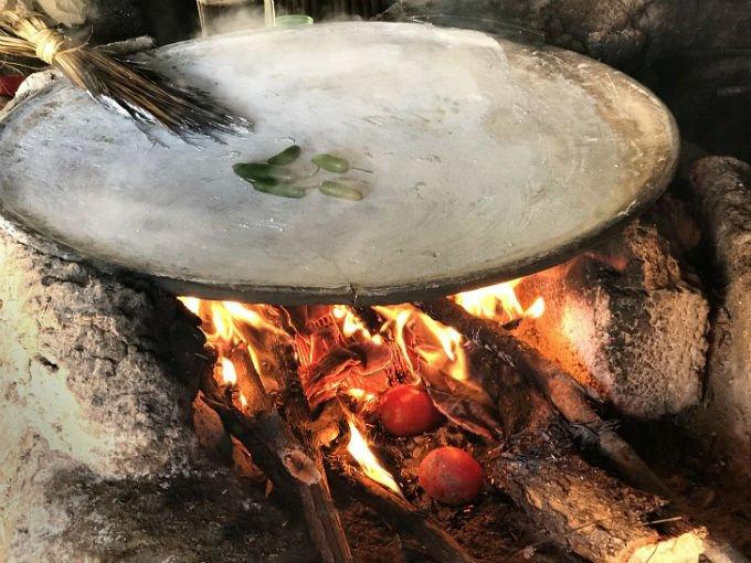 pollo con crema de cilantro  CocinaDelirante