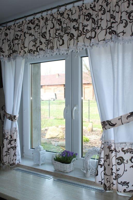 estilos de cortinas para la cocina