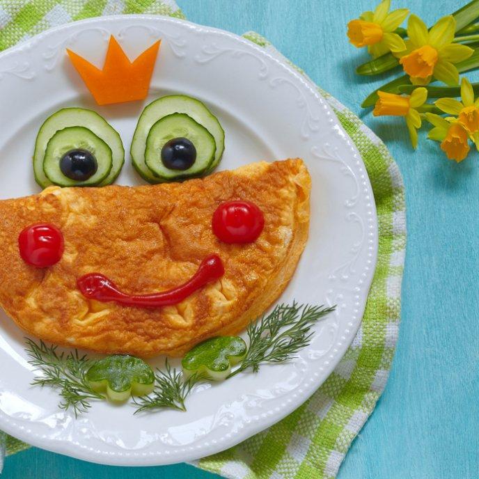 comida saludable para nios de primaria  CocinaDelirante