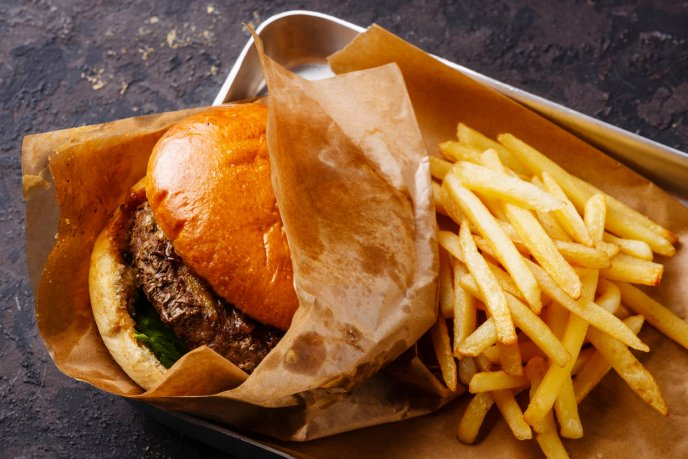 opciones saludables de comida rpida  CocinaDelirante