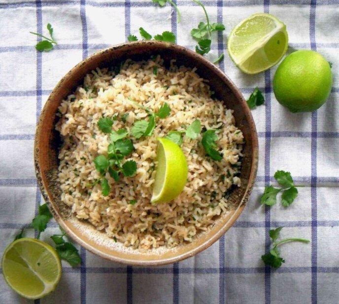 como se cocina el arroz integral