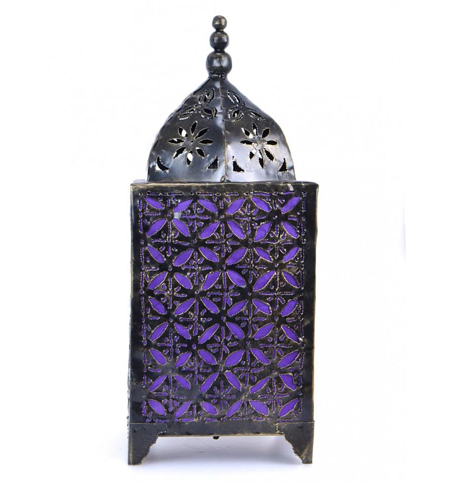 Lampe marocaine fer forg pas cher Dcoration chambre orientale