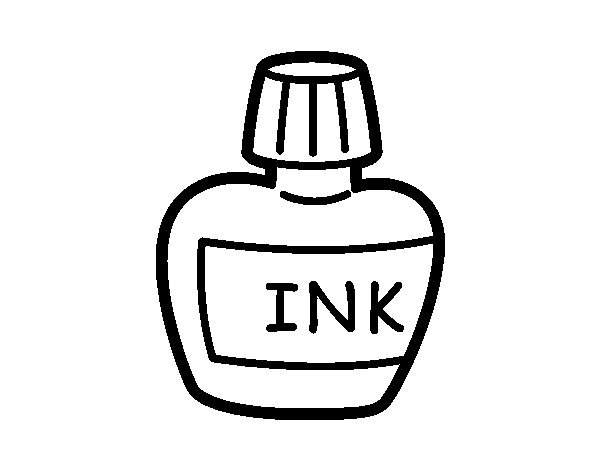 Ink Pen Coloring Pages Coloring Pages