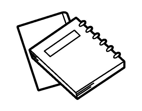 Coloriage de Dossiers évaluations pour Colorier
