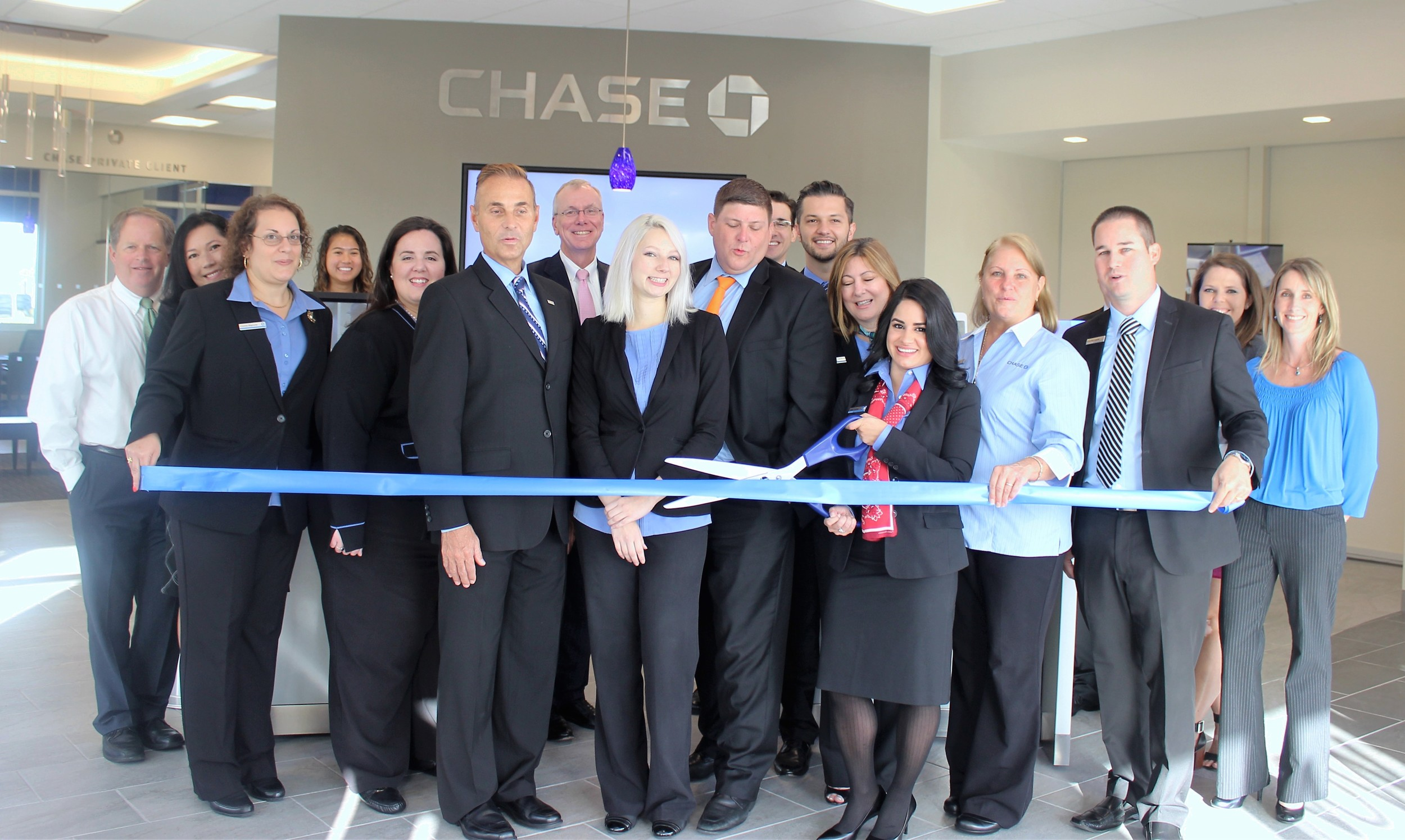 Chase Bank opens in Nocatee  The Ponte Vedra Recorder