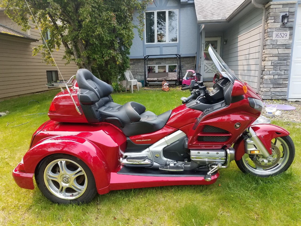 hight resolution of gl1800 goldwing csc viper trike for sale honda trike motorcycles cycle trader