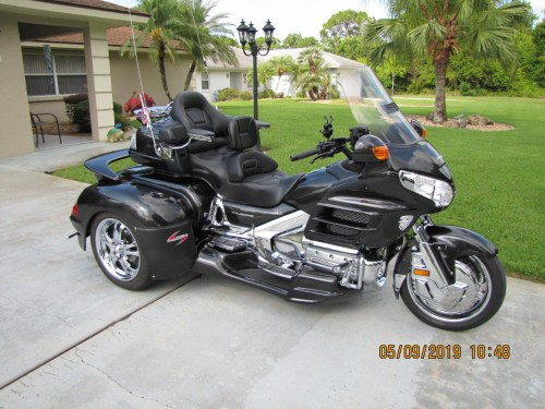small resolution of gl1800 goldwing csc viper trike for sale honda trike motorcycles cycle trader