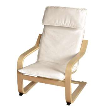 ikea poang chair covers uk easy exercises for seniors dvd fireproof in 100 fabrics children s armchair cushion cover
