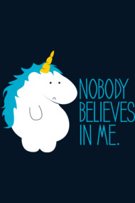 Nobody Believes in Me T-Shirts