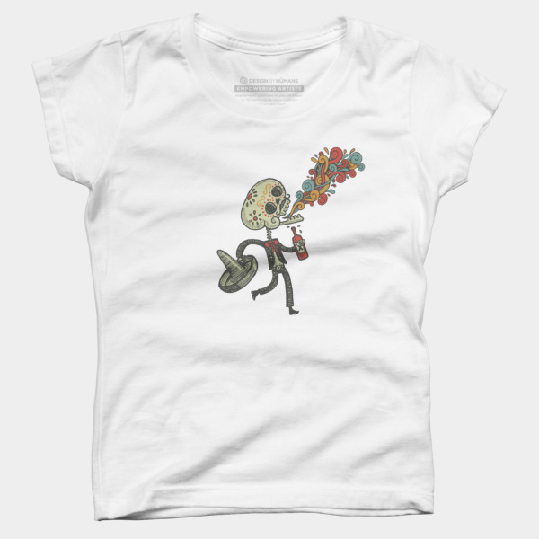 El Mariachi T Shirt By Walmazan Design By Humans