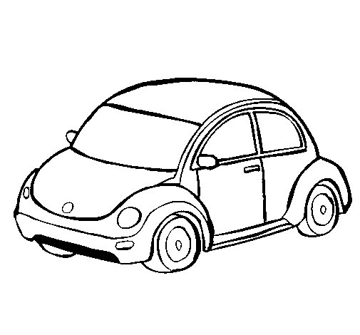 Dibujos Para Colorear Autos Deportivos Modernos