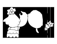 Dibujo de Beso de recin casados para Colorear - Dibujos.net