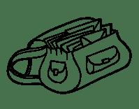 Imagenes de un bolso para colorear - Imagui
