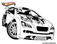 Pista De Hot Wheels Para Colorear Dibujo De Hot Wheels Pontiac