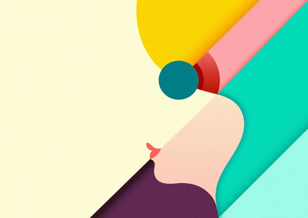 Ray Oranges' Artworks Beautiful Combination Of