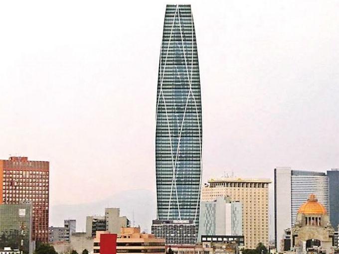 Torre Coln en Reforma tendr un costo de 2000 mdd