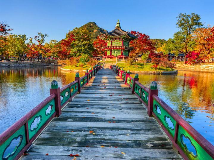 Cunto cuesta viajar a Corea del Sur  Dinero en Imagencom