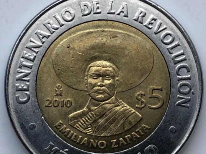 Las viejas monedas de Zapata valen miles de pesos, ¿quieres saber dónde?