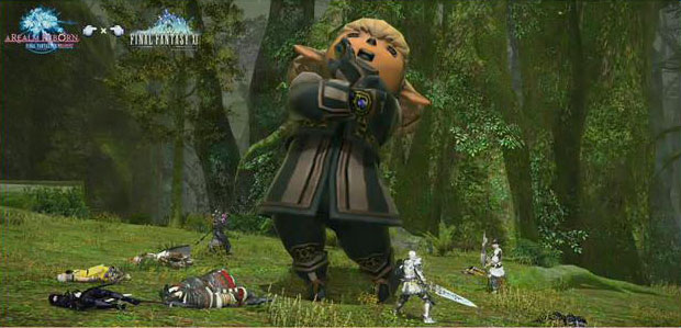 TGS 2013: Final Fantasy XIV Has Over a Million Players: Info and Relevant Screencaps from the Live Letter