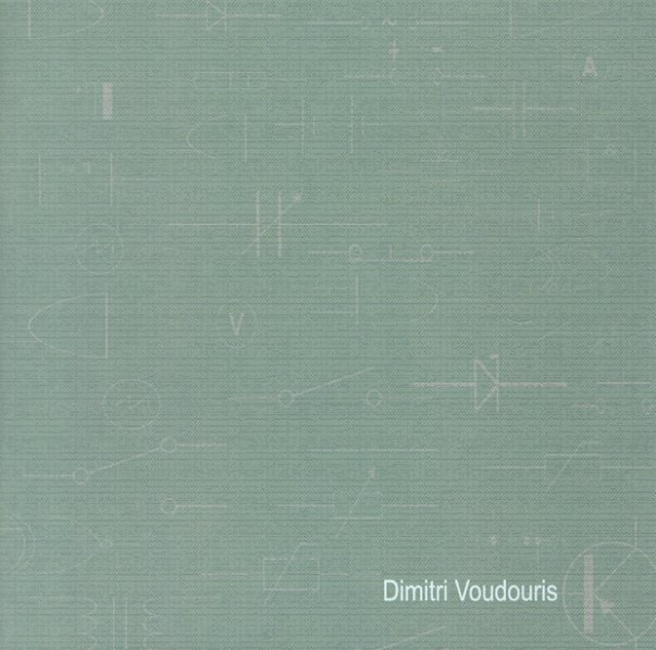 Dimitri Voudouris  Npfai1palmosnpfai3praxis (cd