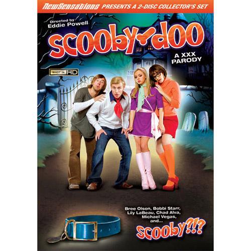 Scooby Doo Xxx Parody Dvd