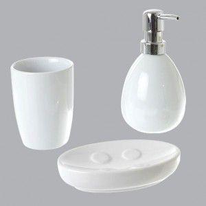 accessoire de salle de bain pas cher