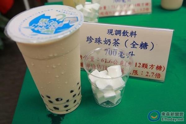 喝一杯700CC多多綠=吃14顆方糖 比珍珠奶茶還可怕 | ETtoday 旅遊雲 | ETtoday旅遊新聞(生活)