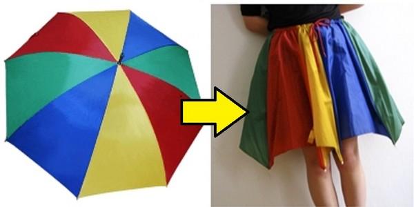 少了把傘,卻多了件裙?廢傘利用10招     鍵盤大檸檬   ETtoday新聞雲