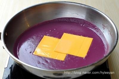 NO加色素!你也來一口迷幻系「紫番薯起司濃湯」嘛~ㄚ | | 鍵盤大檸檬 | ETtoday新聞雲
