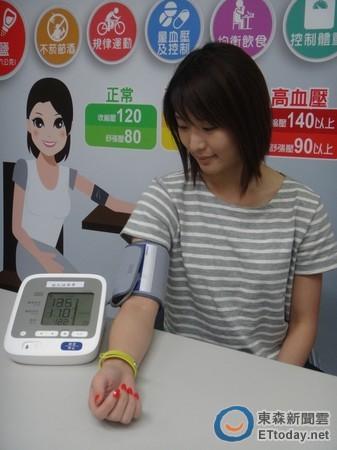 瞭解血壓密碼!677家超商現在也可以免費量血壓、腰圍-新聞放送臺