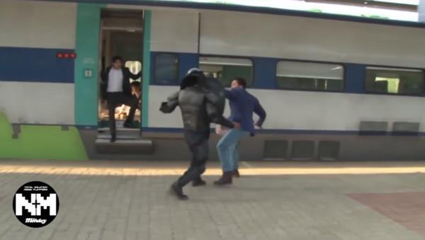 《屍速列車》。(圖/翻攝自YouTube)