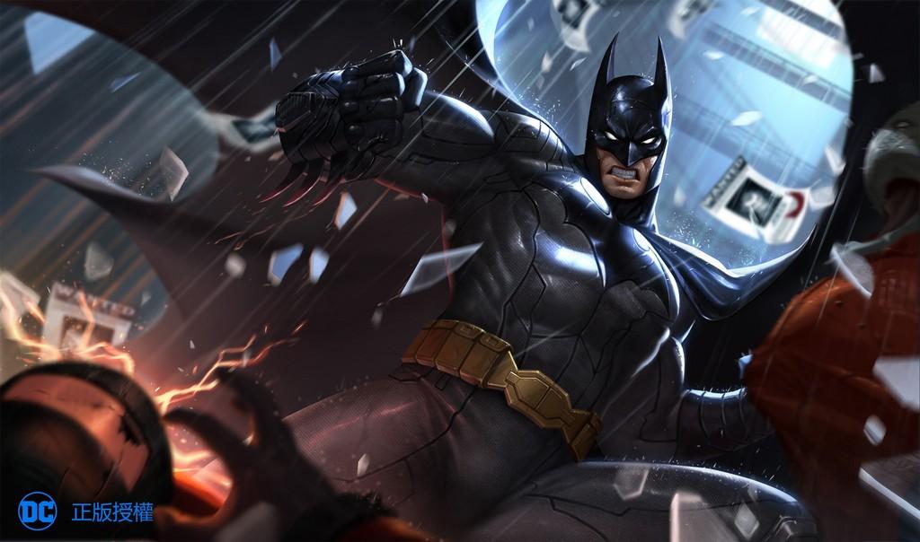 來自高譚的黑暗騎士 DC英雄蝙蝠俠現身《傳說對決》 | ETtoday遊戲雲 | ETtoday新聞雲