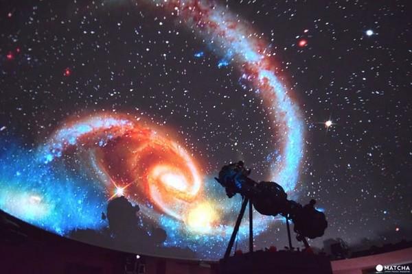 寺廟中有天文館!東京「證願寺」有最美的星空 | ETtoday 旅遊雲 | ETtoday旅遊新聞(旅遊)