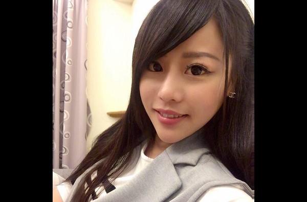 ▲桃園酒店小姐范文文。(圖/翻攝自范文文臉書)