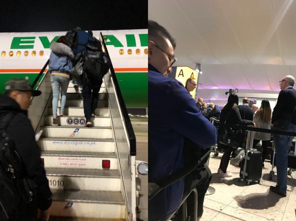 登機後又喊卡!長榮班機故障3度取消 乘客倫敦機場怒苦等2天   ETtoday生活   ETtoday新聞雲