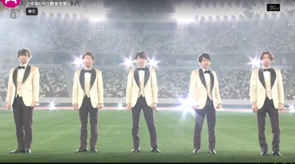 嵐紅白壓軸站上「東京奧運場地」開唱 粉絲聽到起雞皮:可能是最後一次了⋯ | Glixi 新趨時尚娛樂