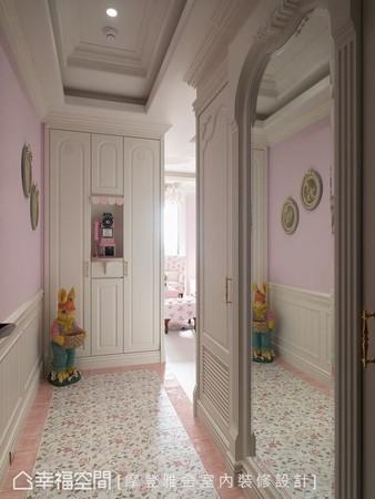 10週年結婚大禮!25坪暖窩改造成粉紅城堡 馬卡龍鄉村風格超夢幻 | ETtoday房產雲 | ETtoday新聞雲
