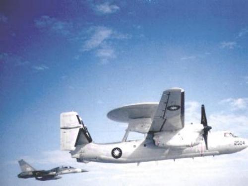 2架E-2T空中預警機赴美升級 港都大戒備 | ETtoday政治 | ETtoday新聞雲