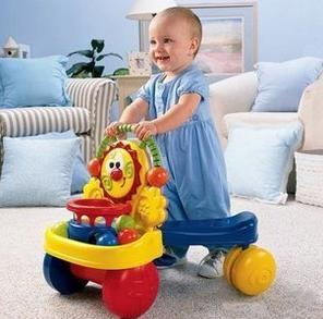 幼兒學步車難操控 國健局:危險多最好別用 | ETtoday生活 | ETtoday新聞雲
