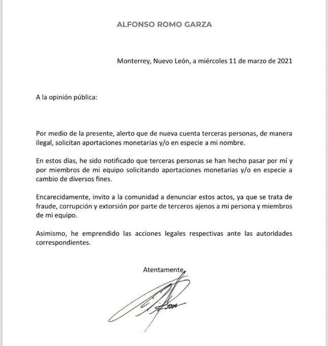 Alfonso-Romo