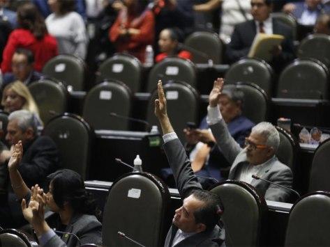 Resultado de imagen para Aprueban Ley Taibo en Cámara de Diputados; pasa al Ejecutivo