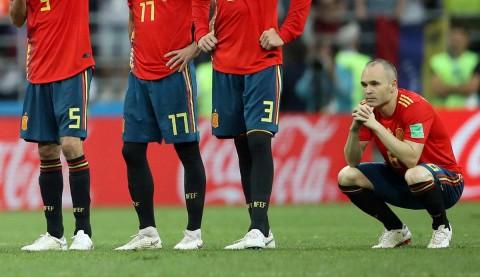 Iniesta, España, Mundial, Adiós,