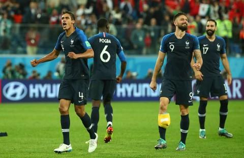 Francia vuelve final del Mundial 20 años después