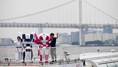 Juegos Olímpicos, Tokio 2020, Mascotas, Presentación,