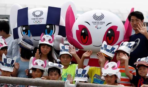 Juegos Olímpicos, Tokio 2020, Mascotas, Niños,