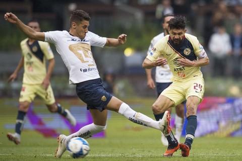 América Pumas, Clásico Capitalino, Estadio Azteca, Empate,