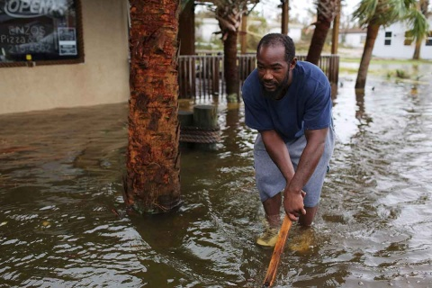 Las lluvias que genera Michael pueden ocasionar acumulaciones de agua de hasta 9 pulgadas