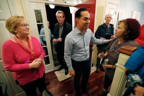 El demócrata Julián Castro, de origen mexicano, se lanza por la presidencia de Estados Unidos