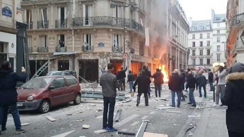 Suben a 4 los muertos tras explosión en París